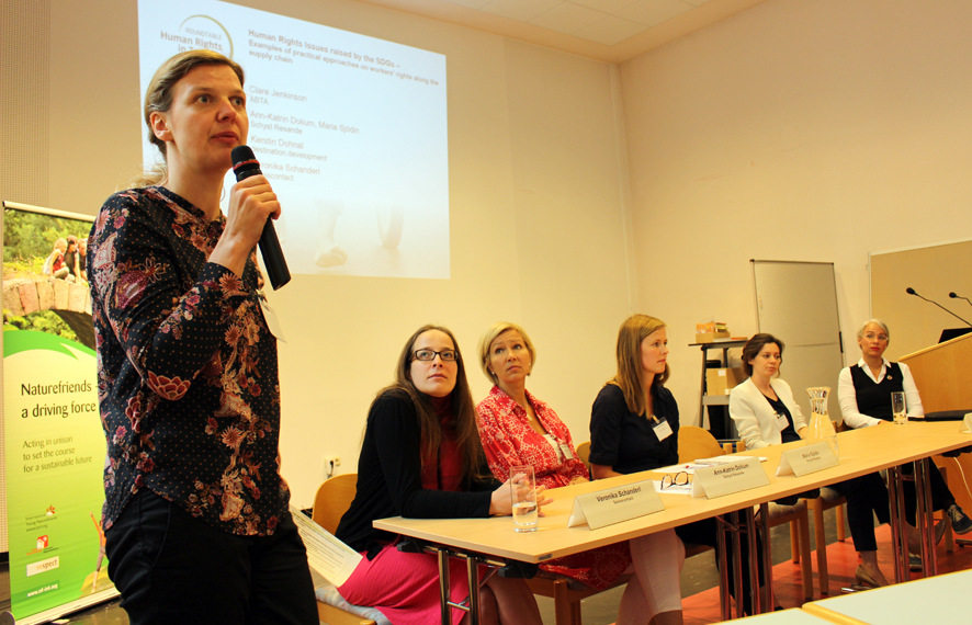 Foto: Naturfreunde Internationale/Roundtable Human Rights in Tourism