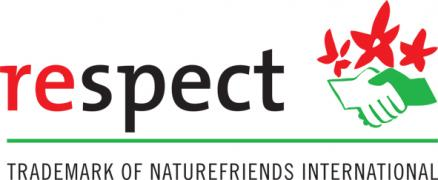 RESPECT - Trademark of Naturfreunde Internationale